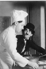 Ernst Meyer und Oswald Meyer