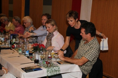 Ortsbürgerversammlung vom November 2012