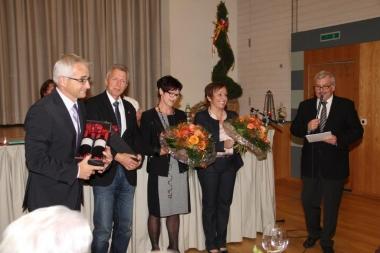 Ortsbürgerversammlung vom November 2014