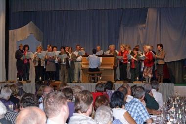 Ortsbürgerversammlung vom September 2010