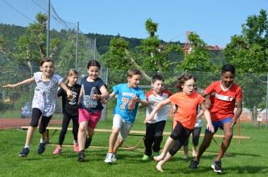 Ausgabe 10.06.2016 - Sporttag Schule